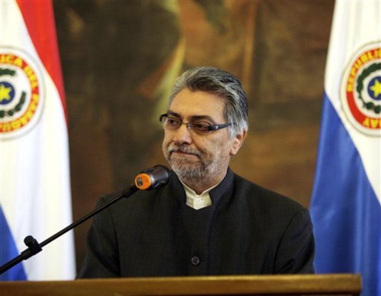 Paraguay Lugo Son