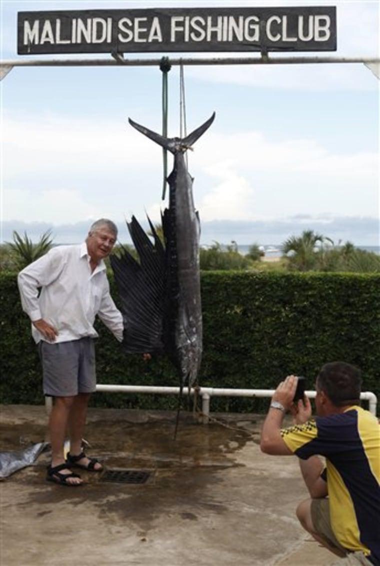 Kenya Fishing Frenzy