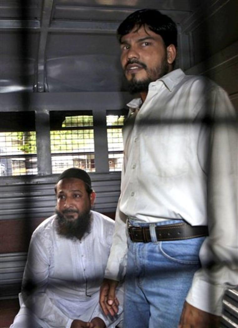 India Bombing Verdict