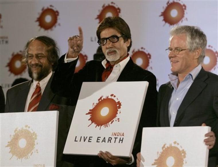 India Live Earth