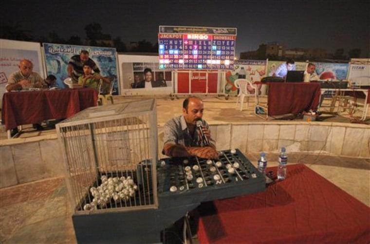 Baghdad Bingo Binge