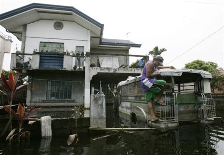 Philippines Disease Outbreak