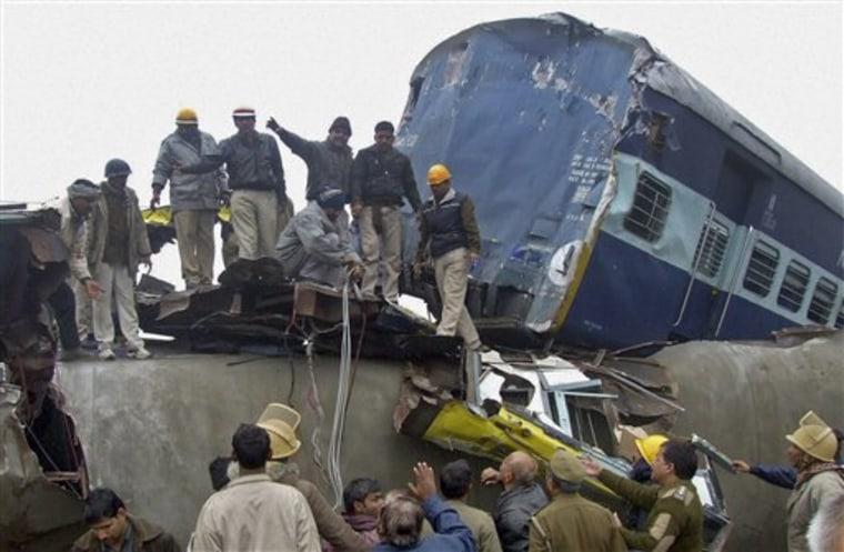 India Fog Accidents