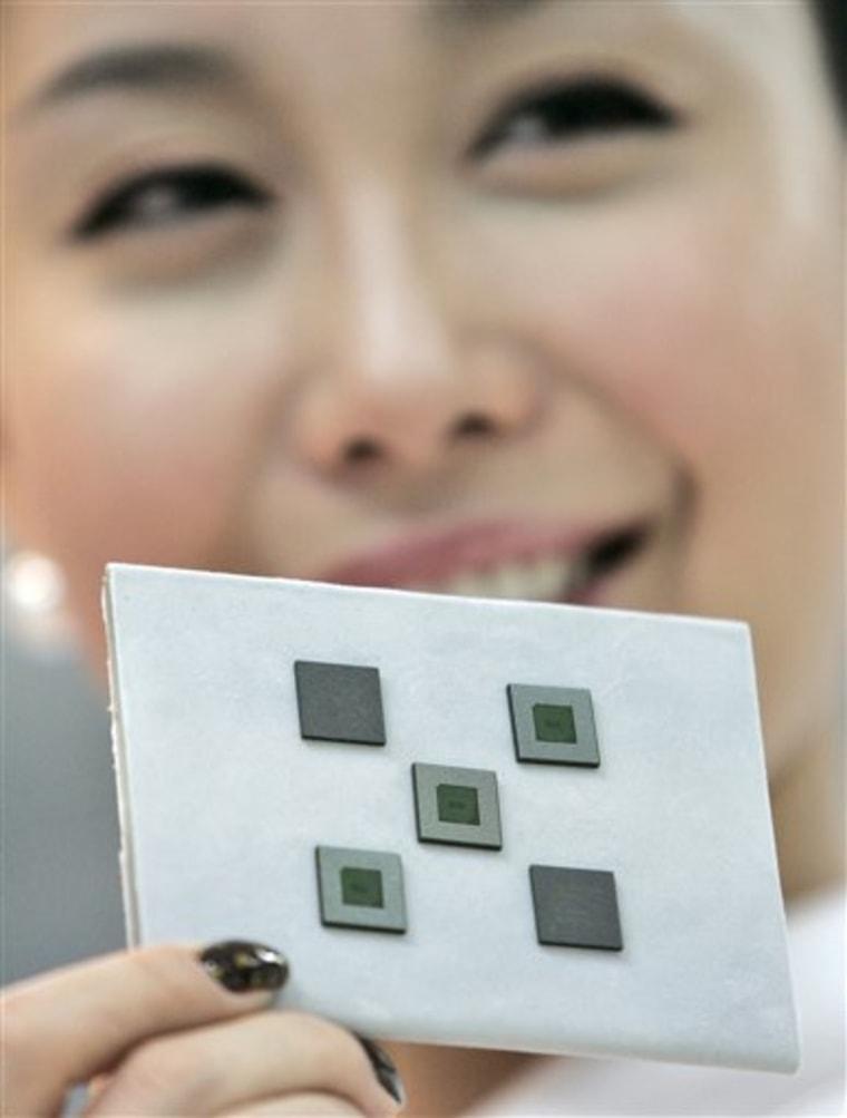 South Korea LG Electronics 4G Chip
