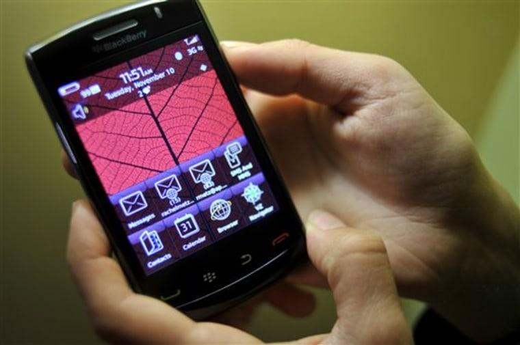 Digital Life Tech Test Blackberry Storm2