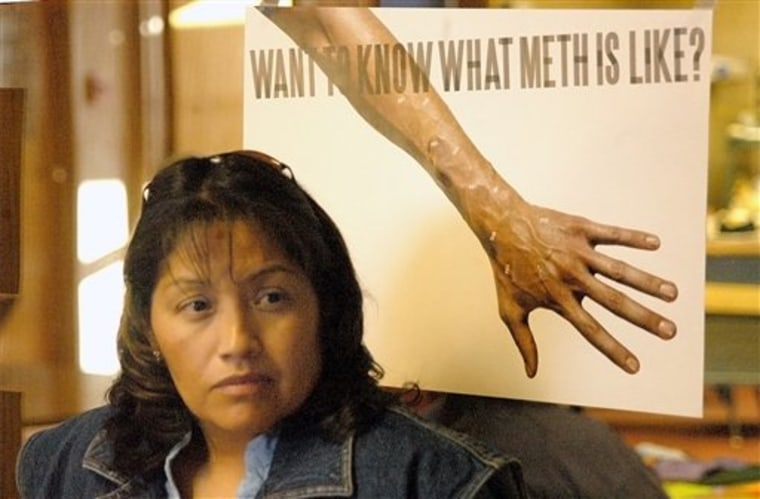 Meth and the Reservation
