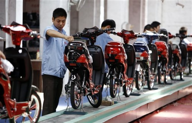 China Electric Bikes