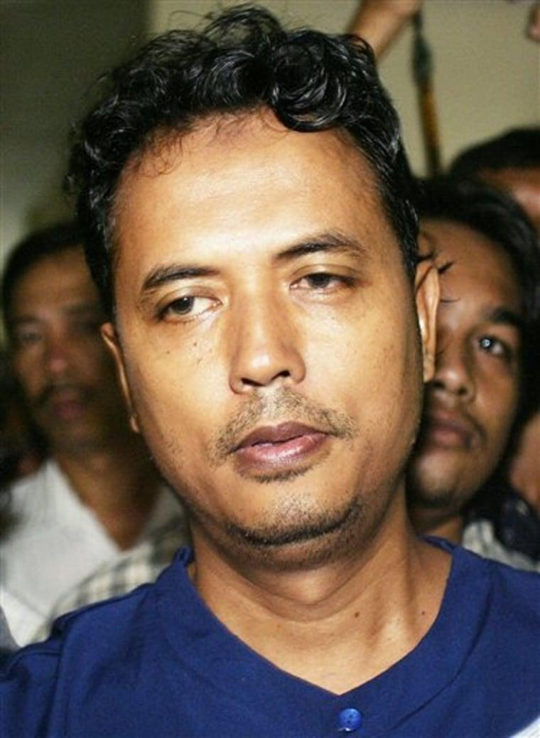 Malaysia Terror Suspect