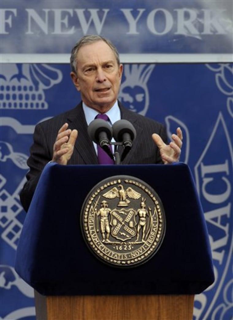 NYC Inauguration