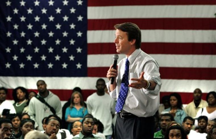 John Edwards South Carolina