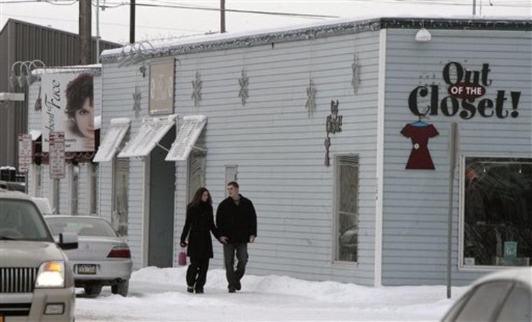 Alaska's Tamed City
