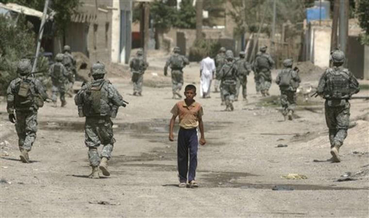 Iraq Taming Diyala