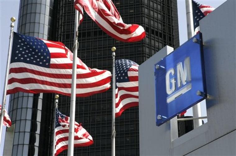 GM Centennial