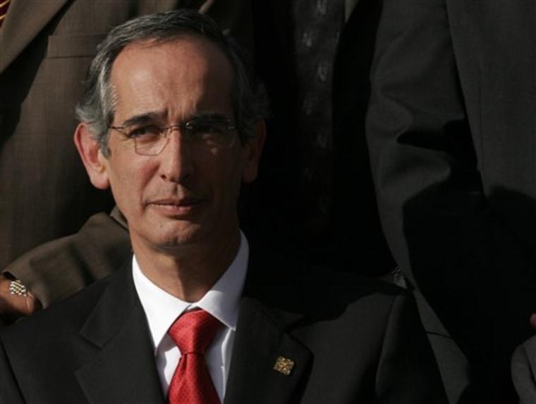 Guatemala Cabinet
