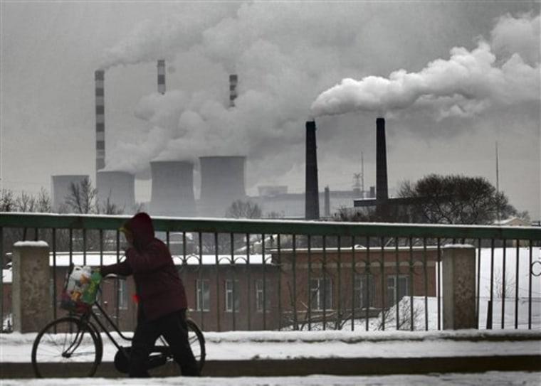 China Power Shortages