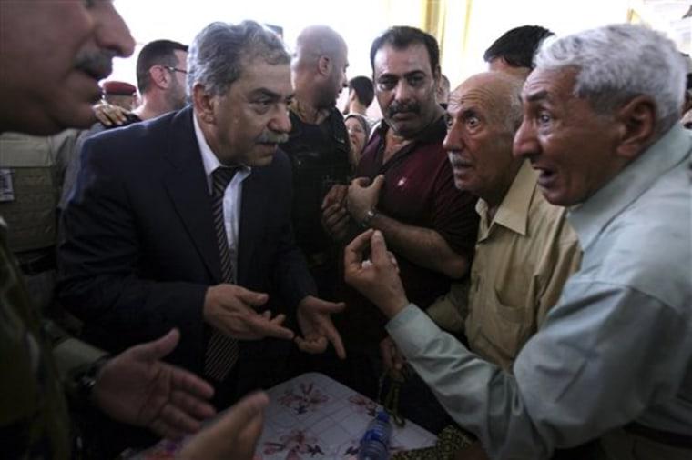 Iraq Israel Lawmaker