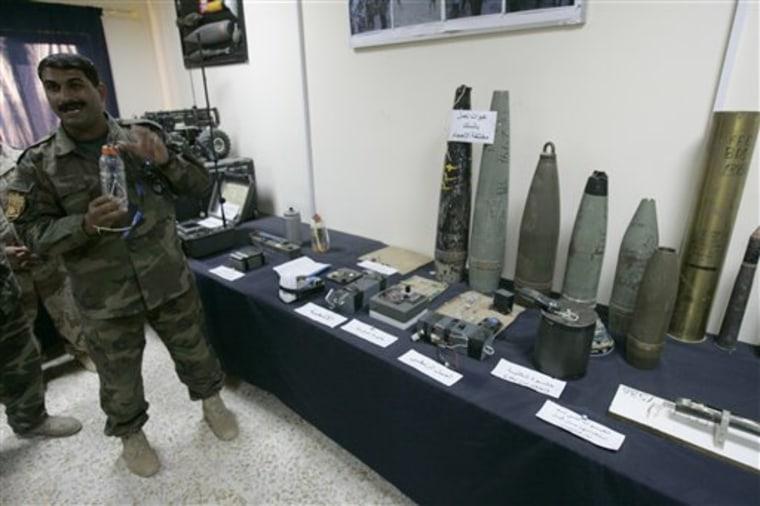 Iraq Bomb Lessons