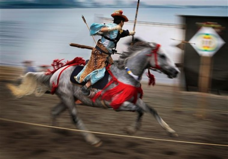 Japan Sport of Samurai