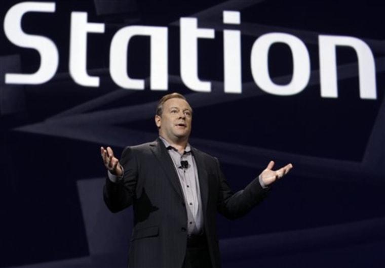 E3 Expo Sony