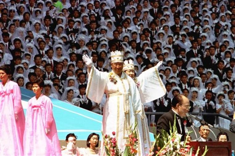 SKorea Unification Church