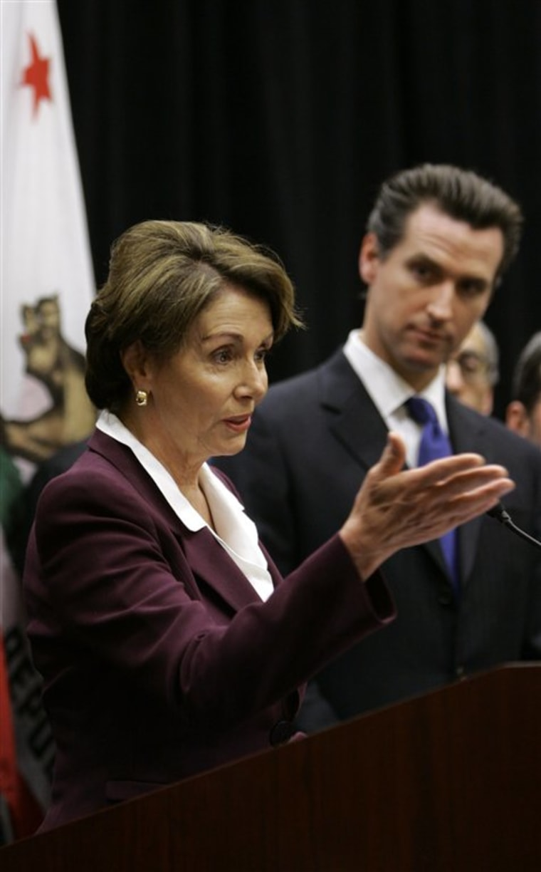 Pelosi California