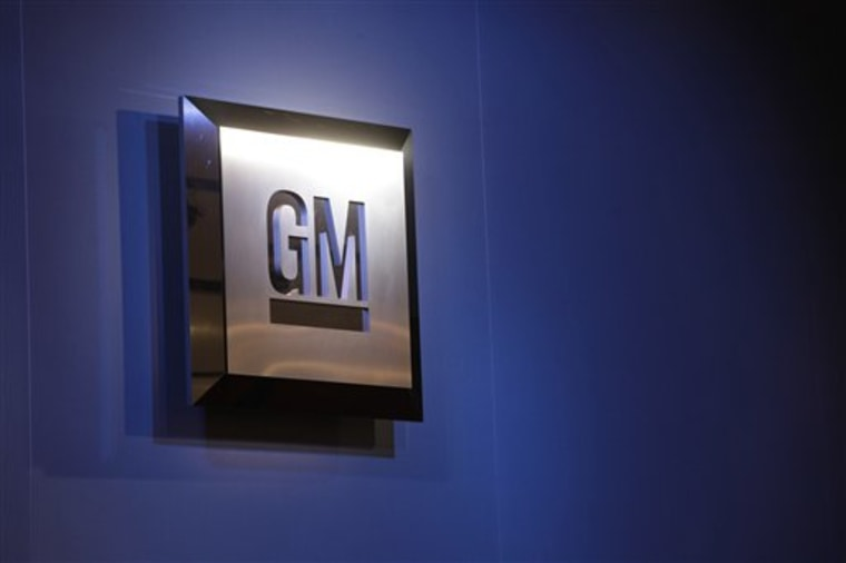 GM took a huge step forward Thursday in ending its ownership by the government, filing paperwork that gave the price range and other details of a planned initial public offering.