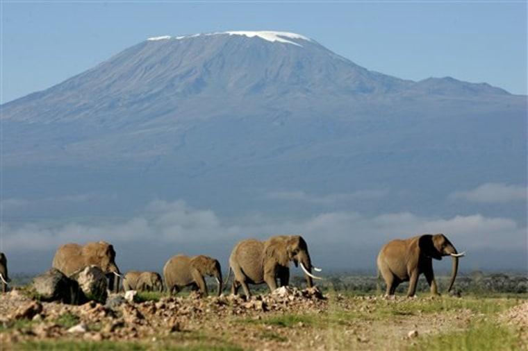 KENYA AFRICA CLIMATE CHANGE