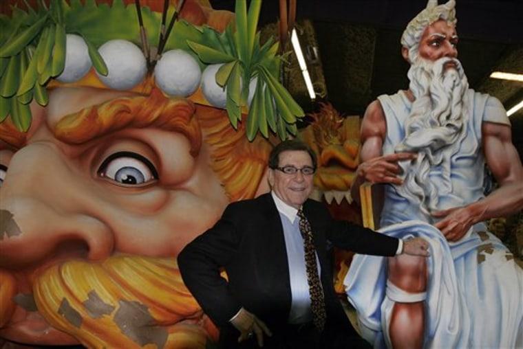 Mardi Gras Business
