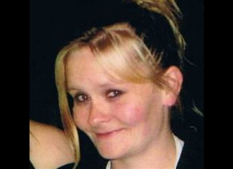 Natasha Harris died of a heart attack in February 2010.