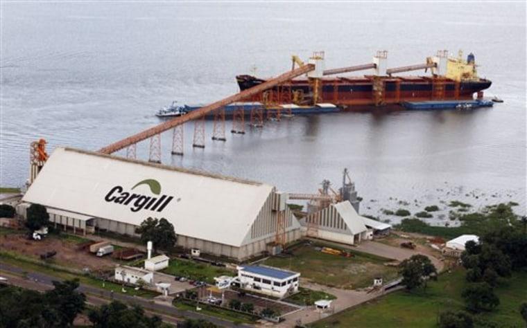 Brazil Amazon Port