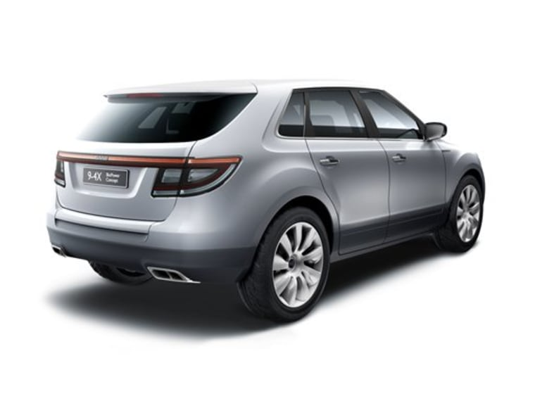 Auto Show Saab