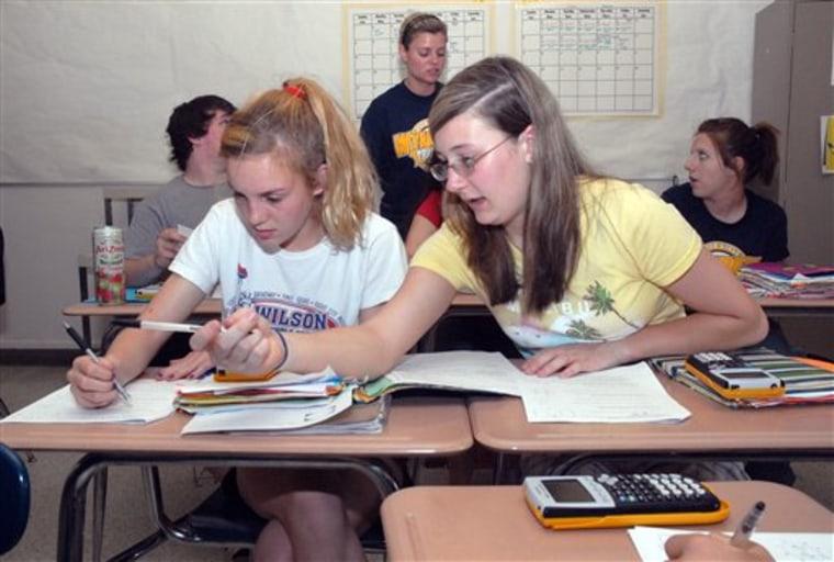 AP Poll Education