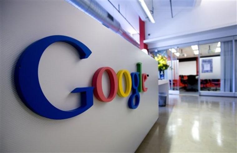 Google Web Sites