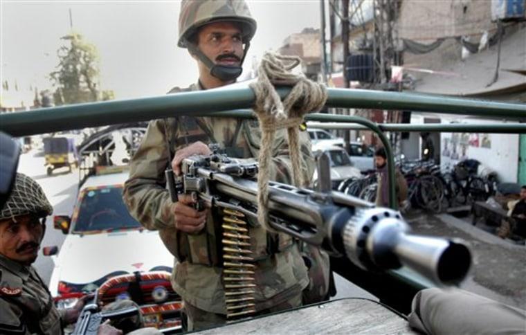 US Afghanistan Pakistan