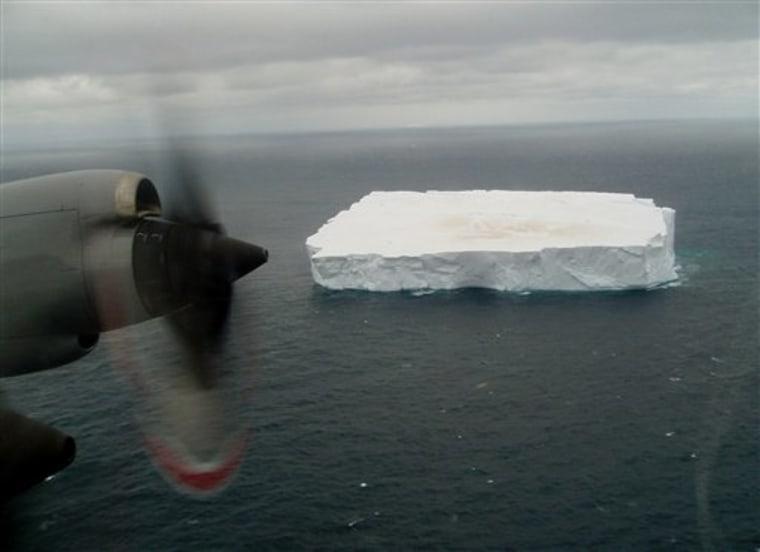 NEW ZEALAND ICEBERGS