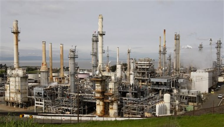 Conoco Phillips Refinery