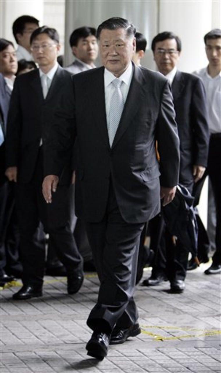 South Korea Hyundai Trial