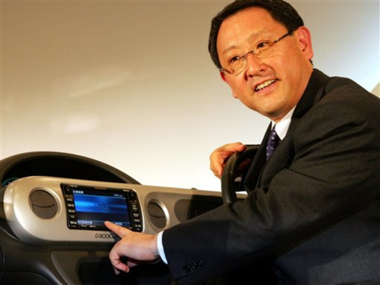 Japan Toyota Smart Cars