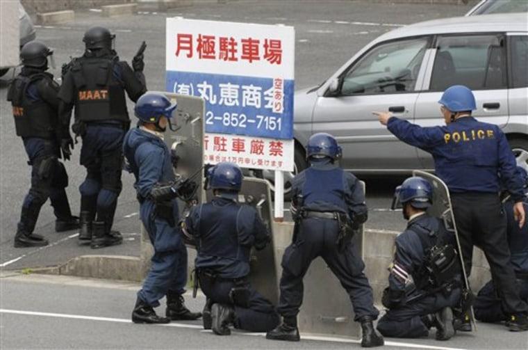 Japan Shooting Rampage