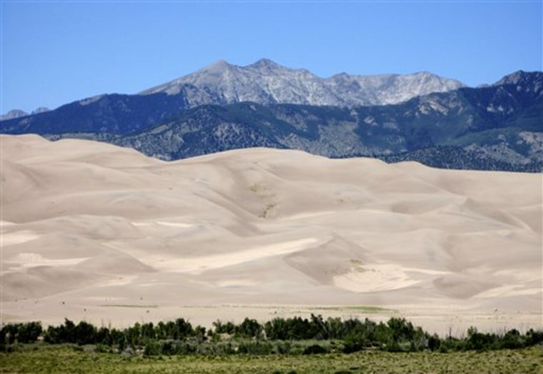 Travel Trip Great Sand Dunes