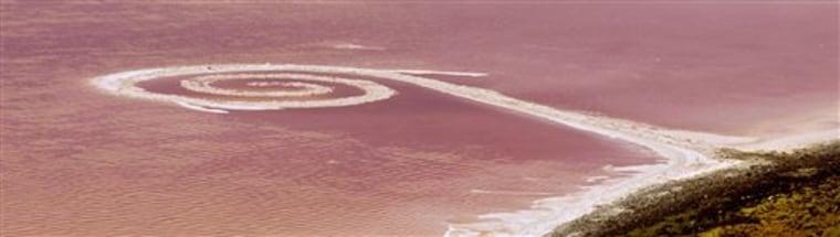 RISING SALT LAKE