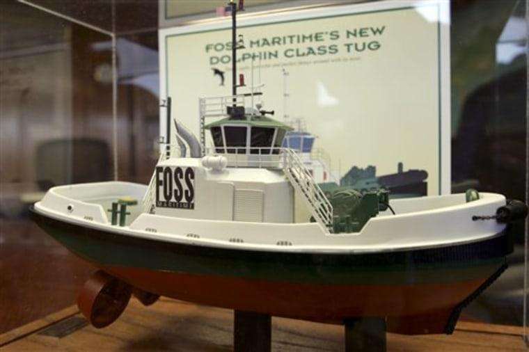 Hybrid Tugboat