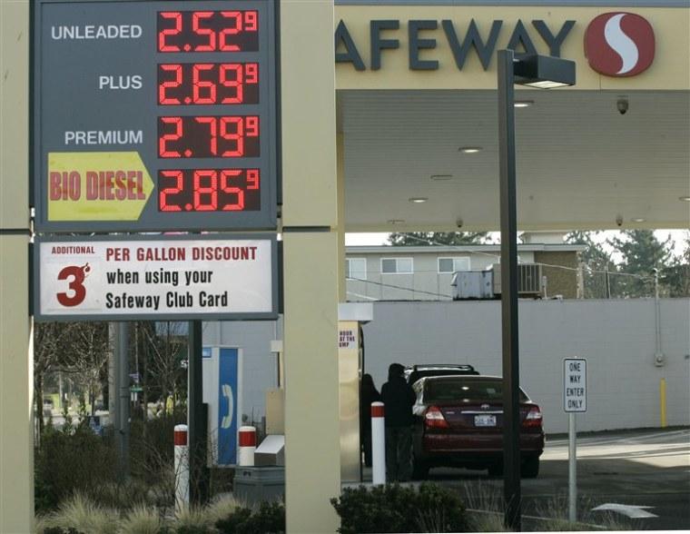 Safeway Biodiesel