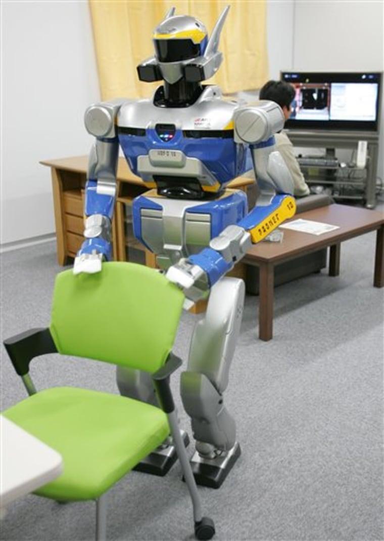 JAPAN ROBOT
