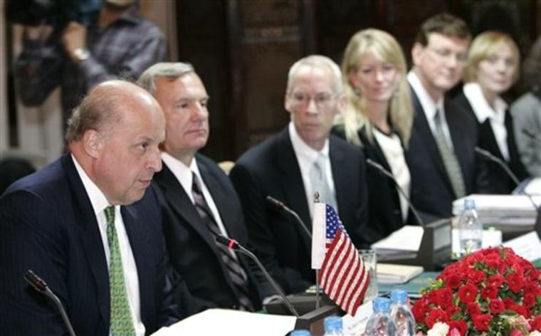 Pakistan US Talks