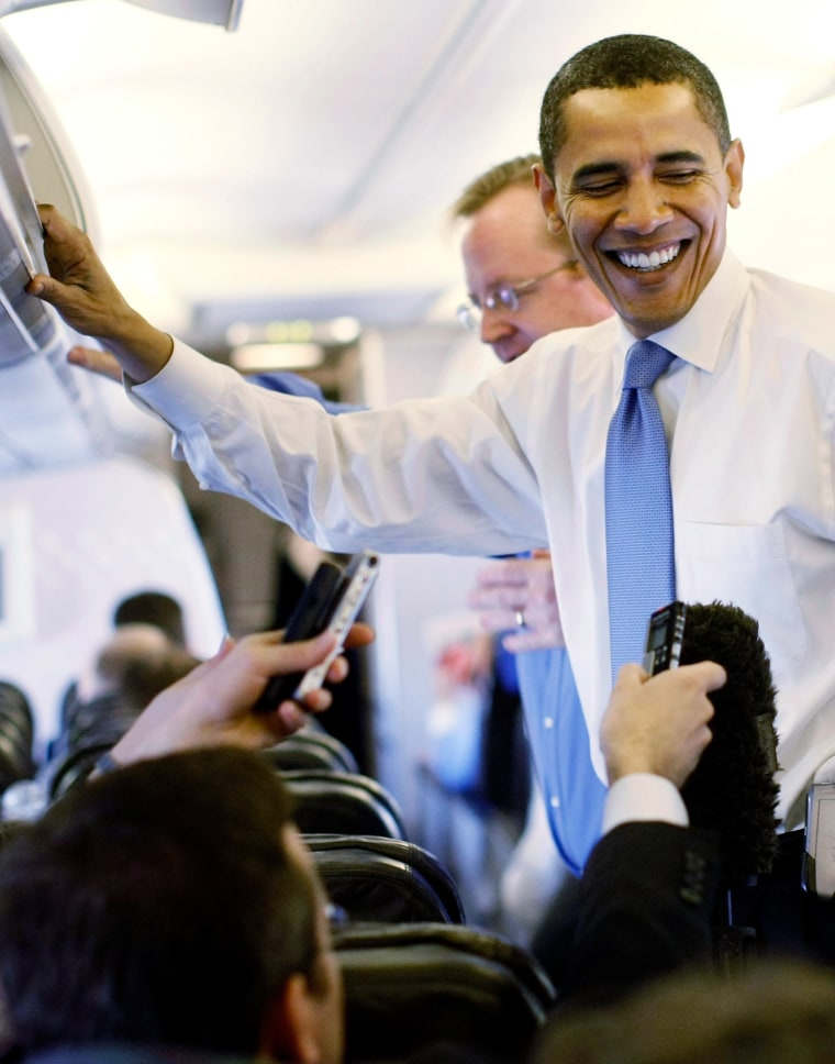 Obama Returns To Chicago After Losses In Texas And Ohio