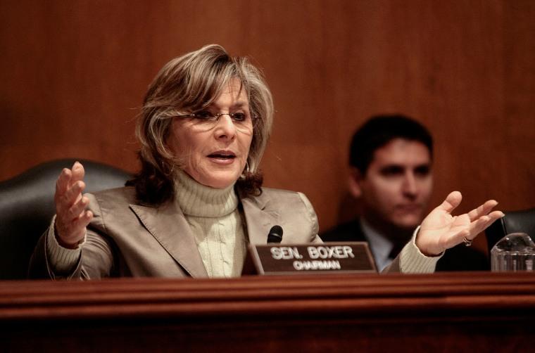 Senate Holds Hearing On Polar Bear Protection Status