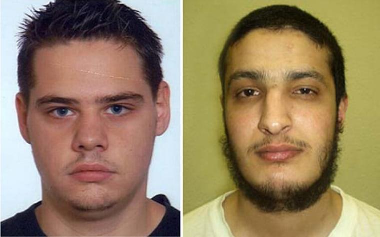 Public Search For Terrorist Suspects