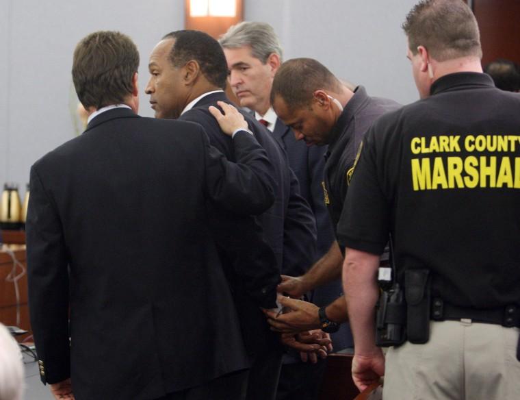 Verdict Reached In O.J. Simpson Trial