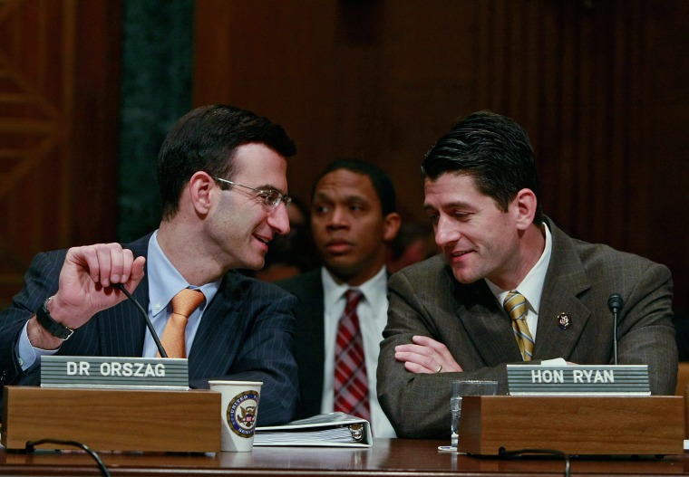 Senate Holds Confirmation Hearing For OMB Heads